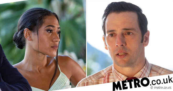 Death In Paradise viewers fume at cliffhanger ending between Neville Parker and Florence Cassell