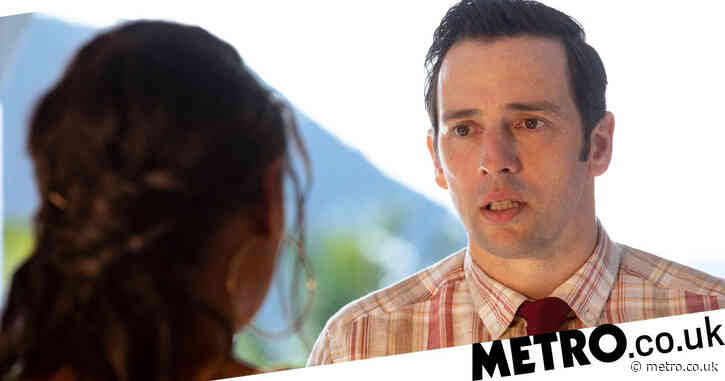 Death in Paradise series 10 shocker: The 'alternative version' to that Neville and Florence cliff-hanger revealed