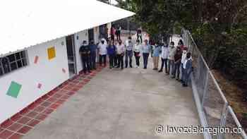 Culminaron obras de remodelación en sede educativa de Tello - Huila