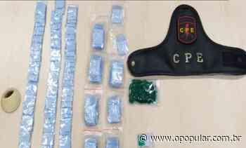 Trio é preso e polícia recupera esmeraldas e diamantes avaliados em mais de R$ 1 milhão em Jataí - O Popular
