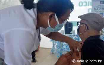 Iguaba Grande vacina idosos acima de 89 anos com a primeira dose - O Dia