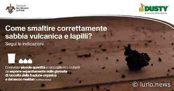 Cenere dell'Etna, a San Giovanni la Punta si smaltirà nelle giornate di raccolta dell'umido e dell'indifferenziato - L'Urlo | News e Lifestyle