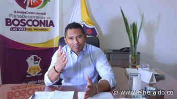 Alcalde de Bosconia, el exvendedor de tintos que quieren revocar - EL HERALDO