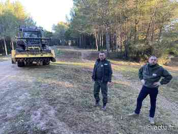 Reportage. Près de Montpellier : en piste avec les forestiers-sapeurs de Castries - actu.fr