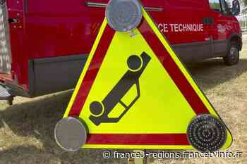 Hérault : 2 morts dans une violente collision frontale à Castries au nord de Montpellier - France 3 Régions