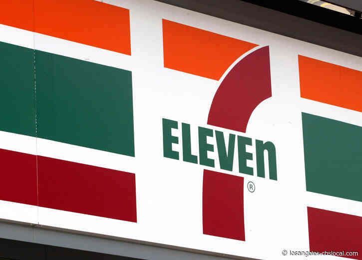 Police Release Video Of Armed Robbery At Culver City 7-Eleven, Robber At Large