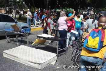 ¡Se cansaron! Trabajadores de la Salud en Sarare protestan por falta de insumos y medicinas #18Feb - El Impulso