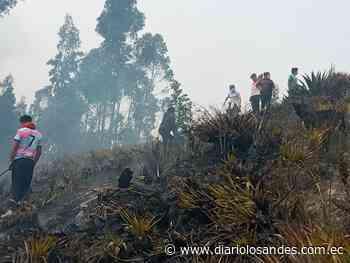 Fiscalía de Tungurahua investigará los dos incendios en Ambato - Diario Los Andes