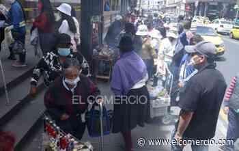 Fieles acudieron a iglesias de Ambato para recibir la ceniza - El Comercio (Ecuador)