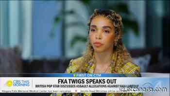 FKA Twigs Speaks Out Against Shia LaBeouf - ETCanada.com