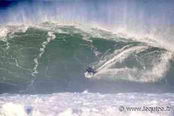 Surf : des vagues de dingue et des tubes monstrueux à Hossegor - L'Équipe.fr