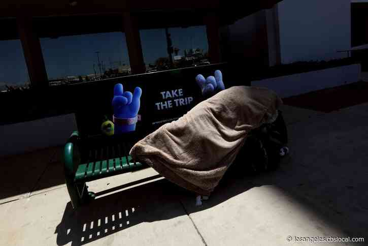 LAPD Launches 'Alternatives To Dispatch' Program To Respond To Mental Health Calls