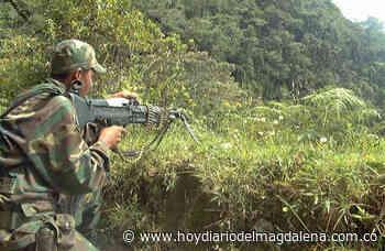 Un disidente murió en combates con el ejército en Caloto - Hoy Diario del Magdalena