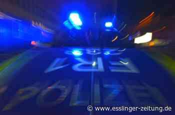 Überfall in Deizisau: Unbekannter attackiert 39-Jährigen und raubt dessen Geldbörse - esslinger-zeitung.de