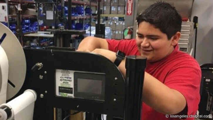 Perseverance Rover Carries Kendrick Castillo's Name To Mars