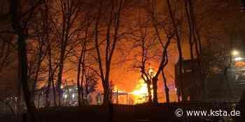 Schleiden: Polizei überführt mutmaßlichen Brandstifter von Vogelsang - Kölner Stadt-Anzeiger