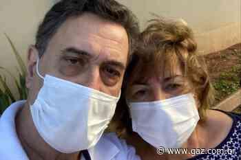 Internado oito dias na UTI, ex-prefeito de Arroio do Tigre fala sobre a luta contra a doença - GAZ