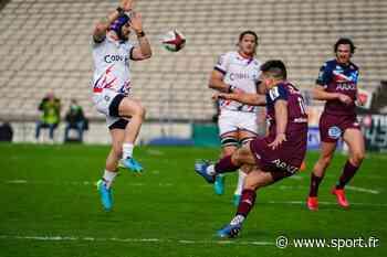 Bordeaux-Begles - Stade Francais : 44-6 - Sport.fr - Sport.fr