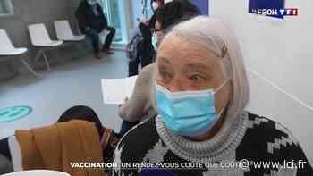Covid-19 : à la Courneuve, la majorité des vaccinations ne concerne pas les habitants - LCI