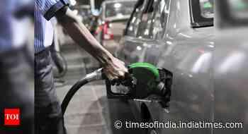 Petrol price crosses Rs 90-mark in Delhi