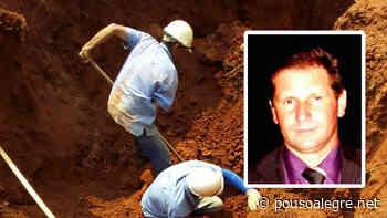 Funcionário da Copasa morre soterrado em obra em Borda da Mata | Pouso Alegre .NET - PousoAlegre.net