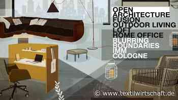 Wohntrends der IMM Cologne: So sieht die Zukunft des Wohnens aus - TextilWirtschaft Online