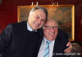 Mit René Adler und Uwe Seeler gegen die Borussia - Fußball - Tageblatt-online