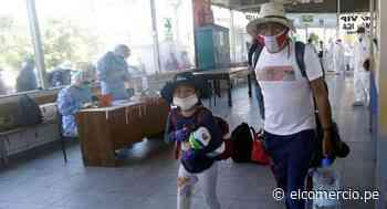 INSN de San Borja advierte sobre importante incremento de casos de niños y adolescentes con COVID-19 - El Comercio Perú