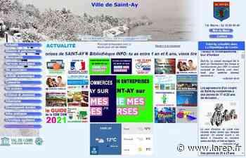 La municipalité souhaite moderniser son site Internet - La République du Centre