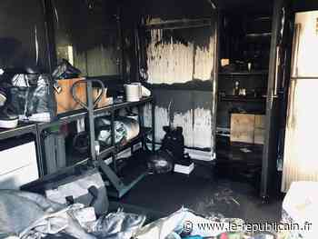 Essonne : A Crosne, une salle de sport incendiée - Le Républicain de l'Essonne