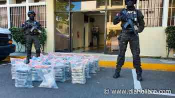 Autoridades ocupan 103 paquetes de droga en Pedernales - Diario Libre