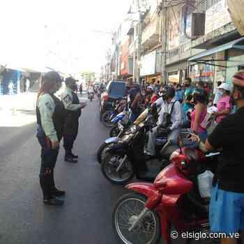 Realizan campaña de concientización a motorizados en Cagua - Diario El Siglo