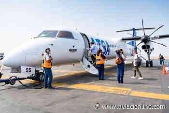 ATSA Airlines reinicia vuelos a Tingo María y Huánuco - Aviacionline.com