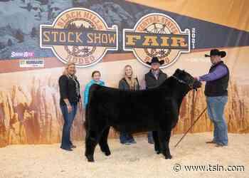 BHSS Maine Anjou Sale and Show | TSLN.com - Tri-State Livestock News