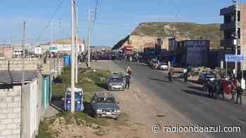 Algunos pobladores de Ilave cometieron abusos en contra de personas que buscaban trasladarse a su centro de trabajo - Radio Onda Azul