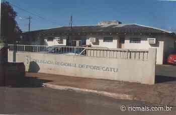 Fuga: presos fogem da Cadeia Pública de Porecatu - RIC - RIC Mais Paraná