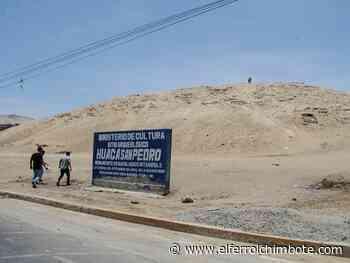 Chimbote: Inician saneamiento físico legal en La Huaca San Pedro - El Ferrol de Chimbote