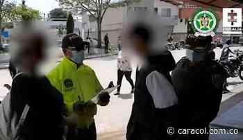 El excuñado de la joven deportista asesinada en Amalfi, fue capturado - Caracol Radio