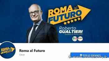 Gualtieri sindaco per la coalizione Roma al Futuro: su facebook spunta pagina fake