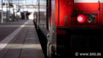 Berka (Thüringen): Mädchen (13) in Zug 40 Minuten lang missbraucht - BILD