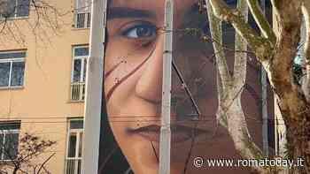 Valerio Verbano, a 41 anni dalla sua morte il Tufello inaugura il murale di Jorit