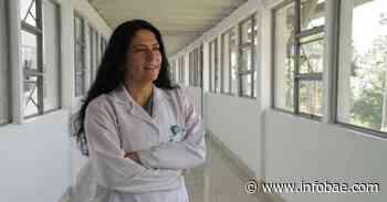 María Cristina Florián, médico intensivista será la primera vacunada en Caldas - infobae