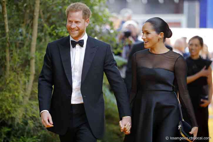 Prince Harry And Meghan Markle Not Returning To Royal Duties