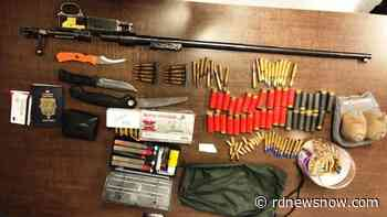 Sundre pair arrested after Mounties recover firearms, ammo and stolen property - rdnewsnow.com