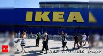 Ikea to pump in Rs 5,500 crore to build mall in Noida
