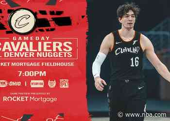 Cavs vs Nuggets | Rocket Mortgage Game Preview