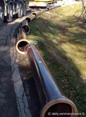 Un nuovo impianto per l'acquedotto a San Zeno di Montagna - Daily Verona Network