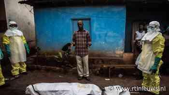 Ebola breekt uit in Afrika, minister noemt situatie 'zeer zorgelijk' - RTL Nieuws