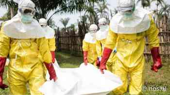 Rode Kruis stuurt honderden hulpverleners naar Guinee vanwege ebola-uitbraak - NOS