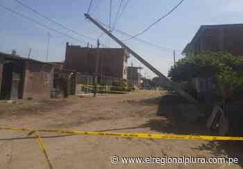 Morropón: lluvias y fuertes vientos sorprenden a pobladores de San Juan de Bigote - El Regional